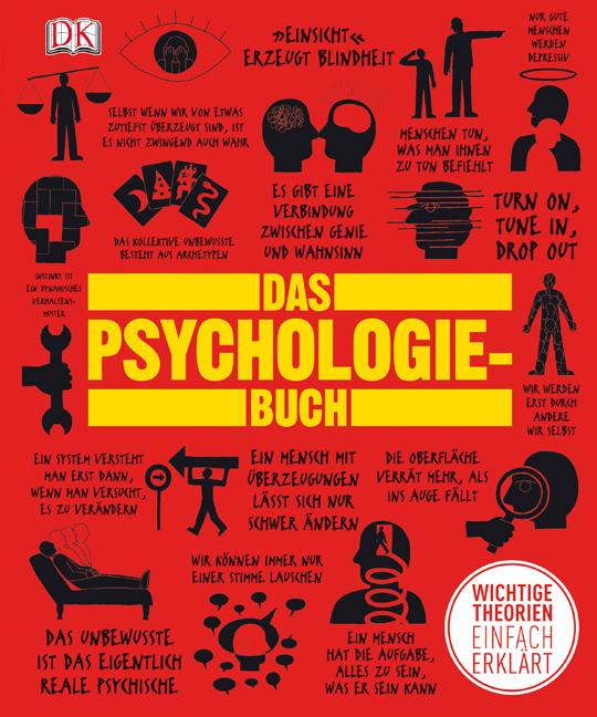 Das Psychologie-Buch: Wichtige Theorien einfach...