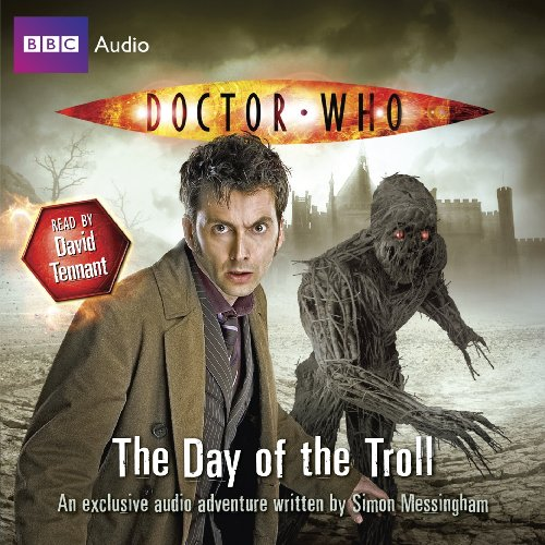 Doctor Who: The Day of the Troll - Simon Messingham [Audio CD]