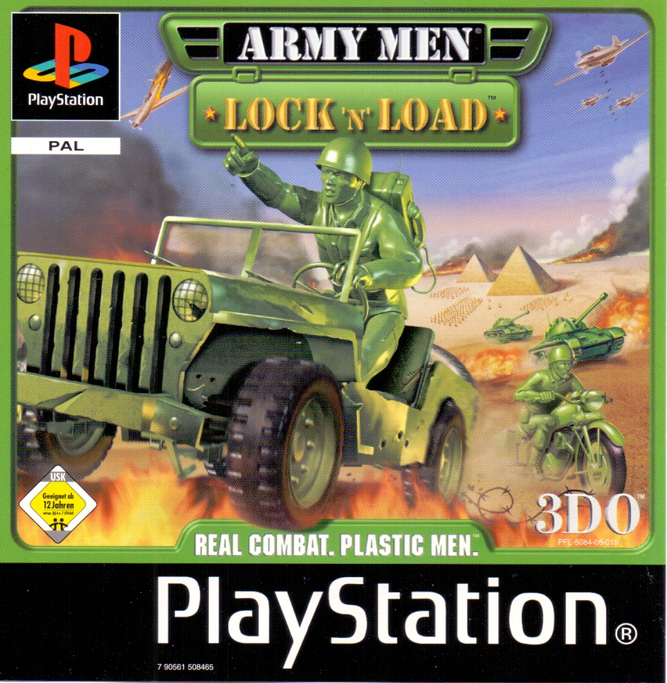 Army Men: Lock & Load