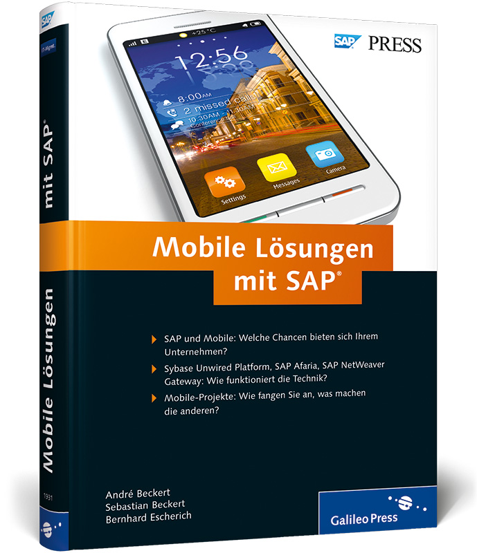 Mobile Lösungen mit SAP (SAP PRESS) - Beckert, ...