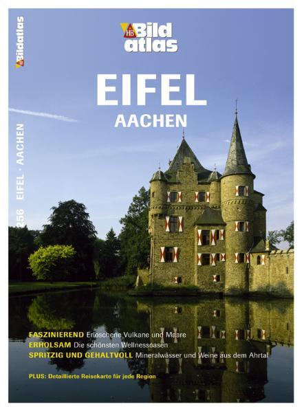 HB Bildatlas Eifel. Aachen: Faszinierend: Erlos...