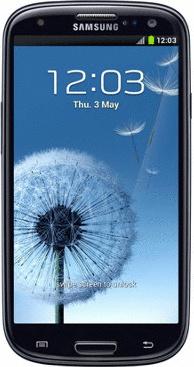 Samsung I9305 Galaxy S III LTE 16GB onyx black