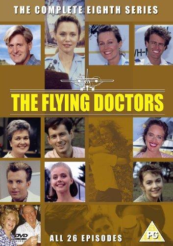 Flying Doctors - Series 8 [5 DVDs, UK Import]