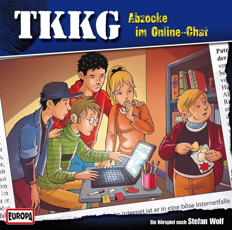 TKKG: Folge 179 - Abzocke im Online-Chat