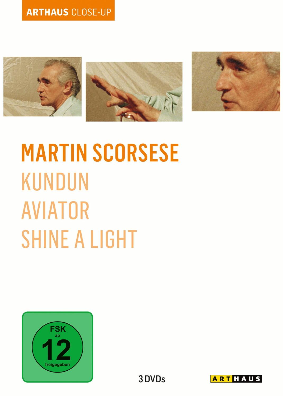 Martin Scorsese - Kundun/Aviator/Shine a light ...