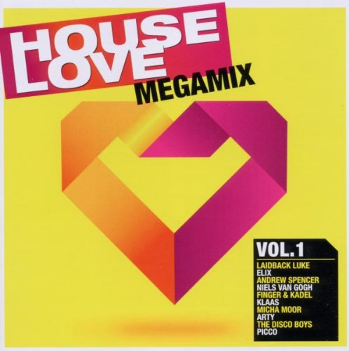 Various - House Love Megamix
