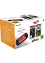 Sony PSP E1004 charcoal black [inkl. Gran Turismo Essentials + Ratchet & Clank: Size Matters Essentials]