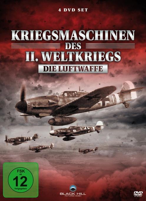 Kriegsmaschinen des II. Weltkrieges - Die Luftw...