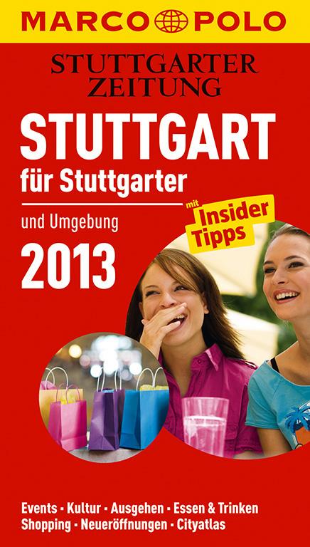MARCO POLO Stadtführer Stuttgart für Stuttgarte...