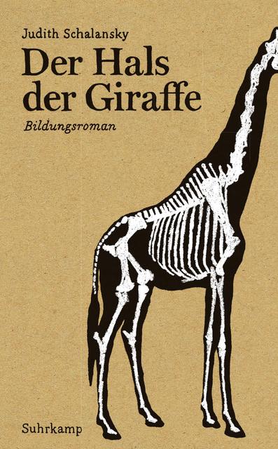 Der Hals der Giraffe: Bildungsroman (suhrkamp taschenbuch) - Schalansky, Judith
