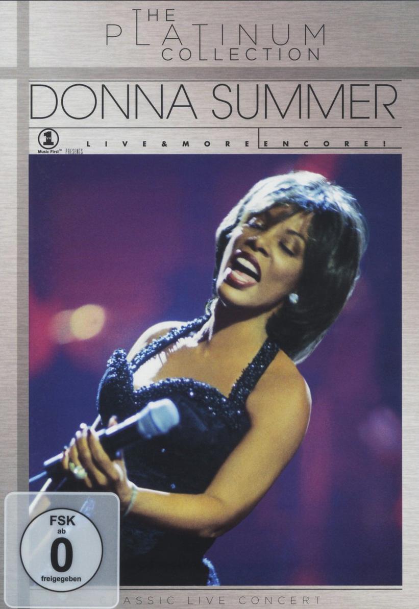 Donna Summer - Live & More Encore! [The Platinum Collection]