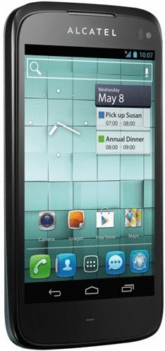 Alcatel 997D One Touch 4GB ardesia black