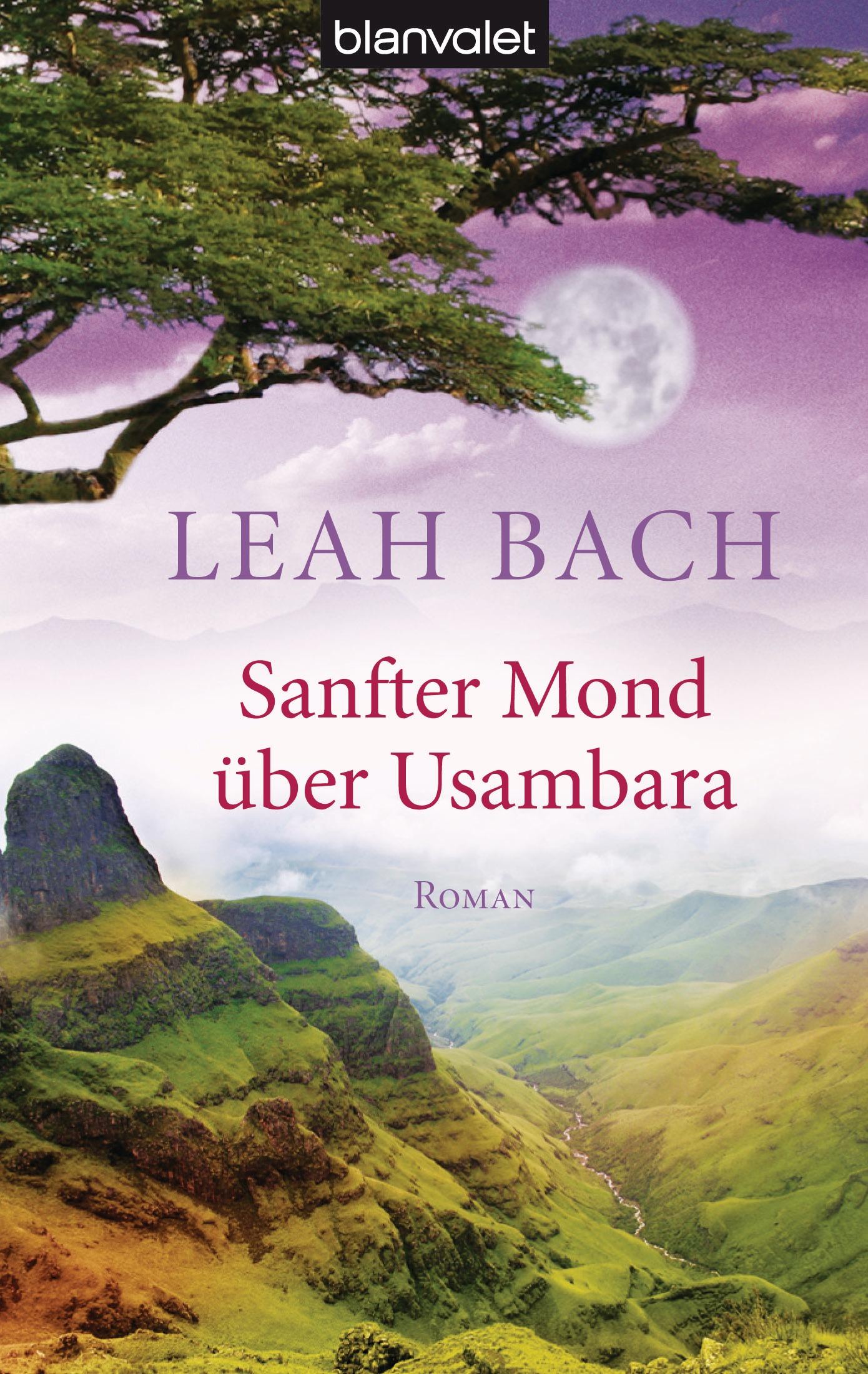 Sanfter Mond über Usambara - Leah Bach