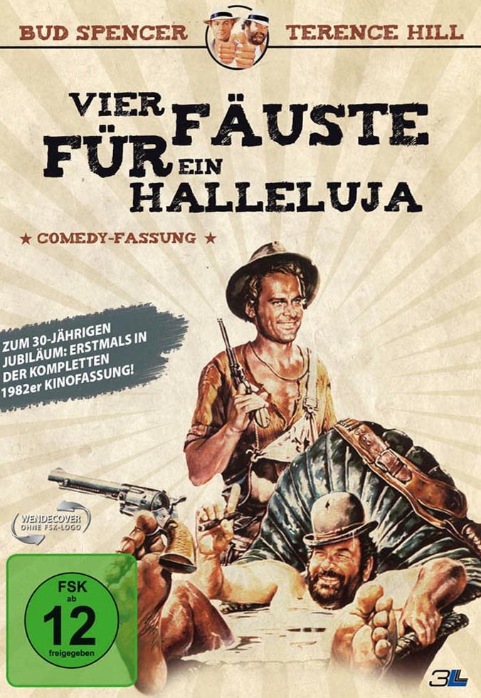 Vier Fäuste für ein Halleluja [1982er Kino-Come...