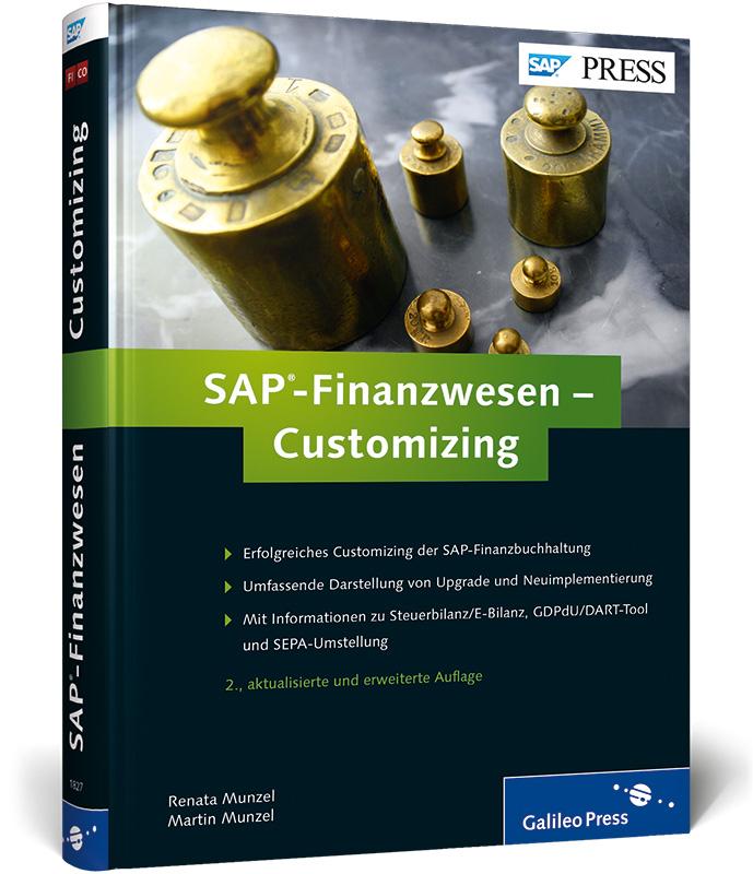SAP-Finanzwesen - Customizing (SAP PRESS) - Mun...