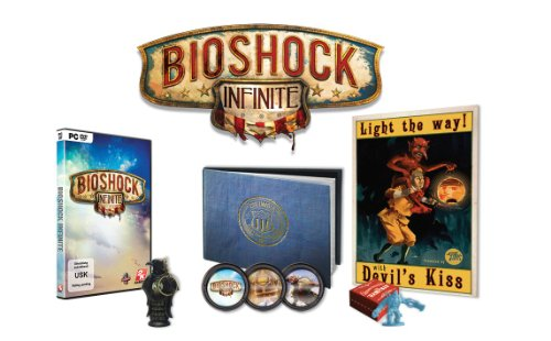 BioShock: Infinite [Premium Edition inkl. Artbo...