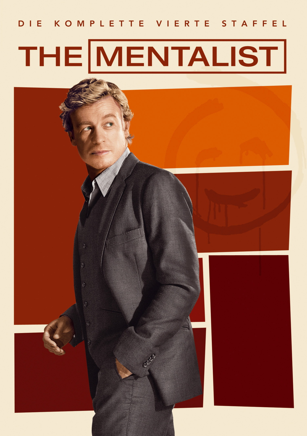 The Mentalist: Staffel 4 [5 DVDs]