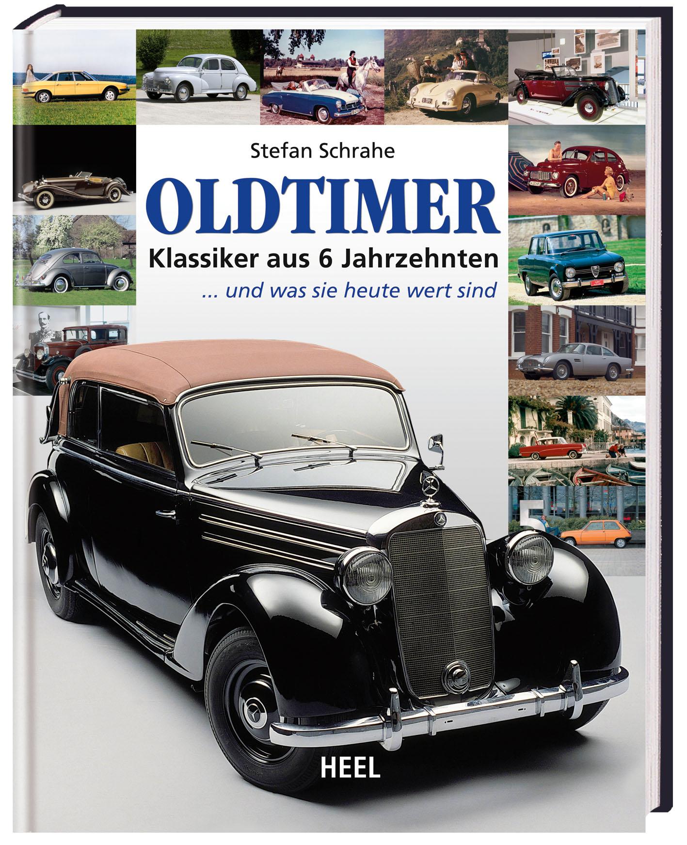 Oldtimer: Klassiker aus 6 Jahrzehnten ... und w...