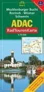 ADAC RadTourenKarte 03. Mecklenburger Bucht, Ro...