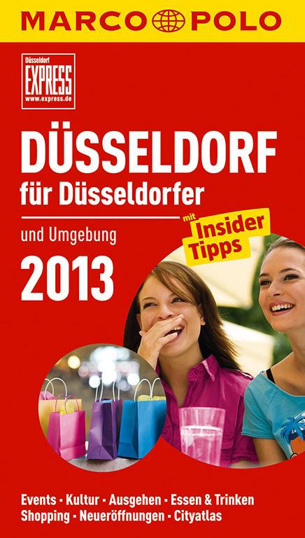 MARCO POLO Stadtführer Düsseldorf für Düsseldor...