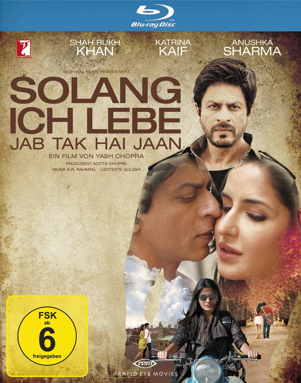Solang ich lebe - Jab Tak Hai Jaan [Special Edi...