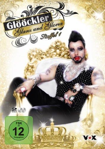 Glööckler - Glanz und Gloria - Staffel 1 [2 DVDs]