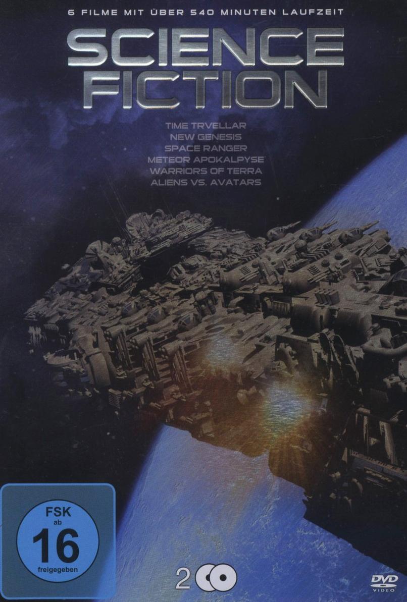 Science Fiction [2 DVDs]
