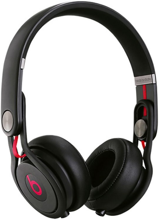Beats by Dr. Dre Mixr schwarz