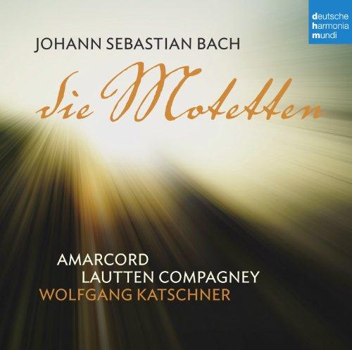 Amarcord - Bach: Die Motetten