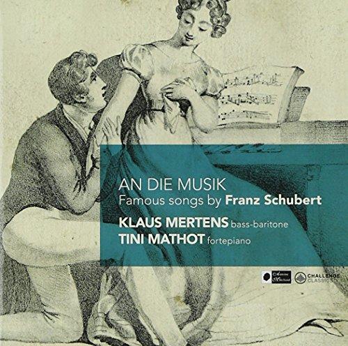 Mertens,Klaus - An die Musik-Famous Songs By Fran