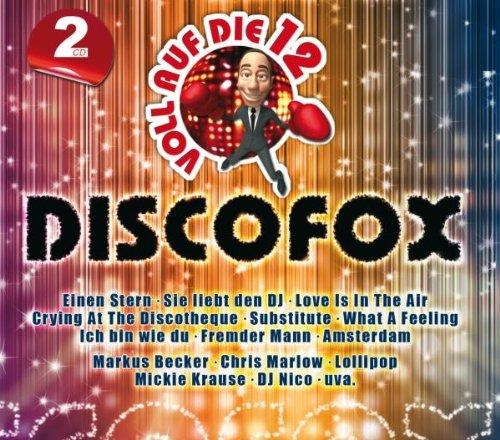 Various - Voll auf die 12-Discofox