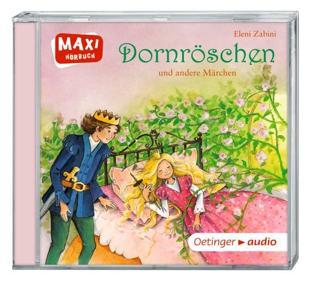 Dornröschen und andere Märchen: Ungekürzte Lesu...