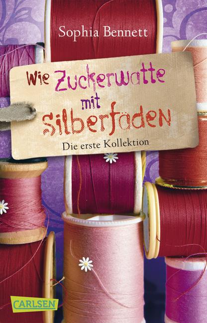 Modemädchen, Band 1: Wie Zuckerwatte mit Silber...