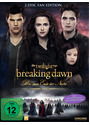 Die Twilight Saga: Breaking Dawn - Biss zum Ende der Nacht: Teil 2 [2 DVDs, Fan Edition]