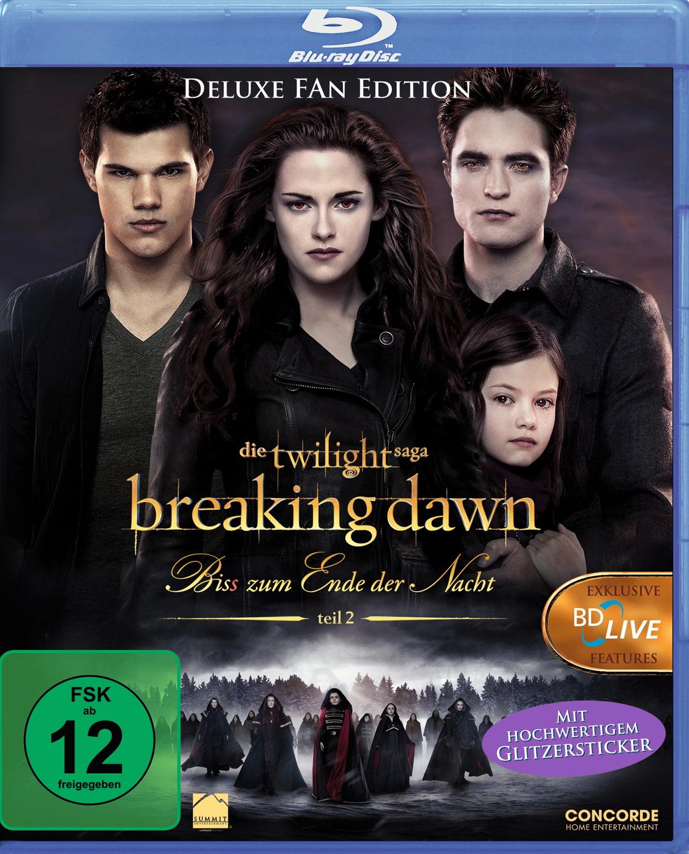 Breaking Dawn - Bis(s) zum Ende der Nacht: Teil 2 [Deluxe Fan Edition]