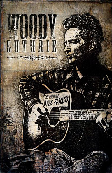 Woody Guthrie - This Machine Kills Fascists [UK Import]