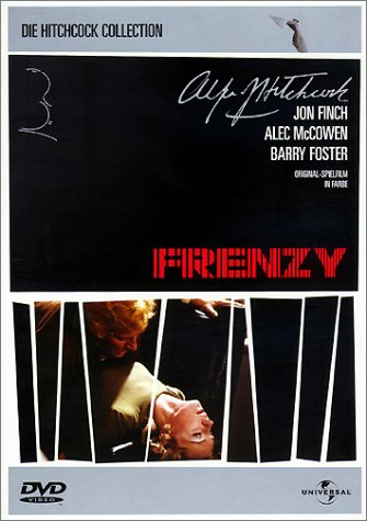 Die Hitchcock Collection: Frenzy