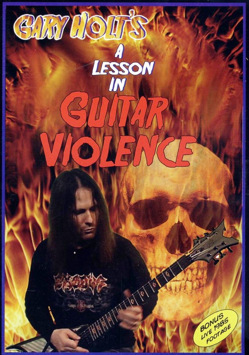 Gary Holt (Exodus) - A Lesson in Guitar Violence