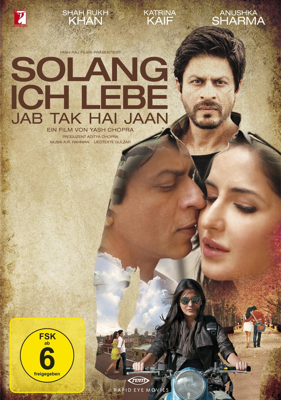 Solang ich lebe - Jab Tak Hai Jaan [2 DVDs, Spe...