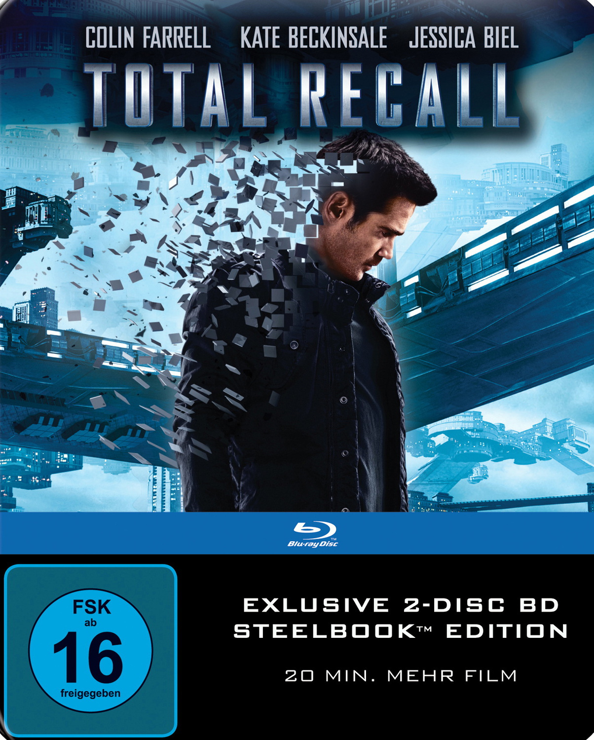 Total Recall [2 Discs, Extended Director´s Cut,...