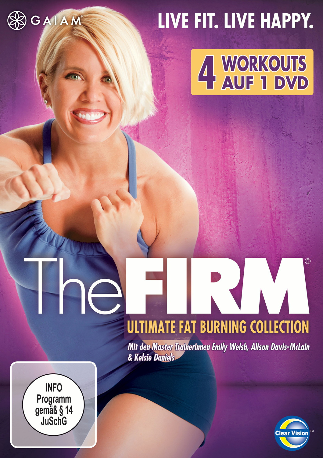 The Firm - Ultimate Fat Burning Collection