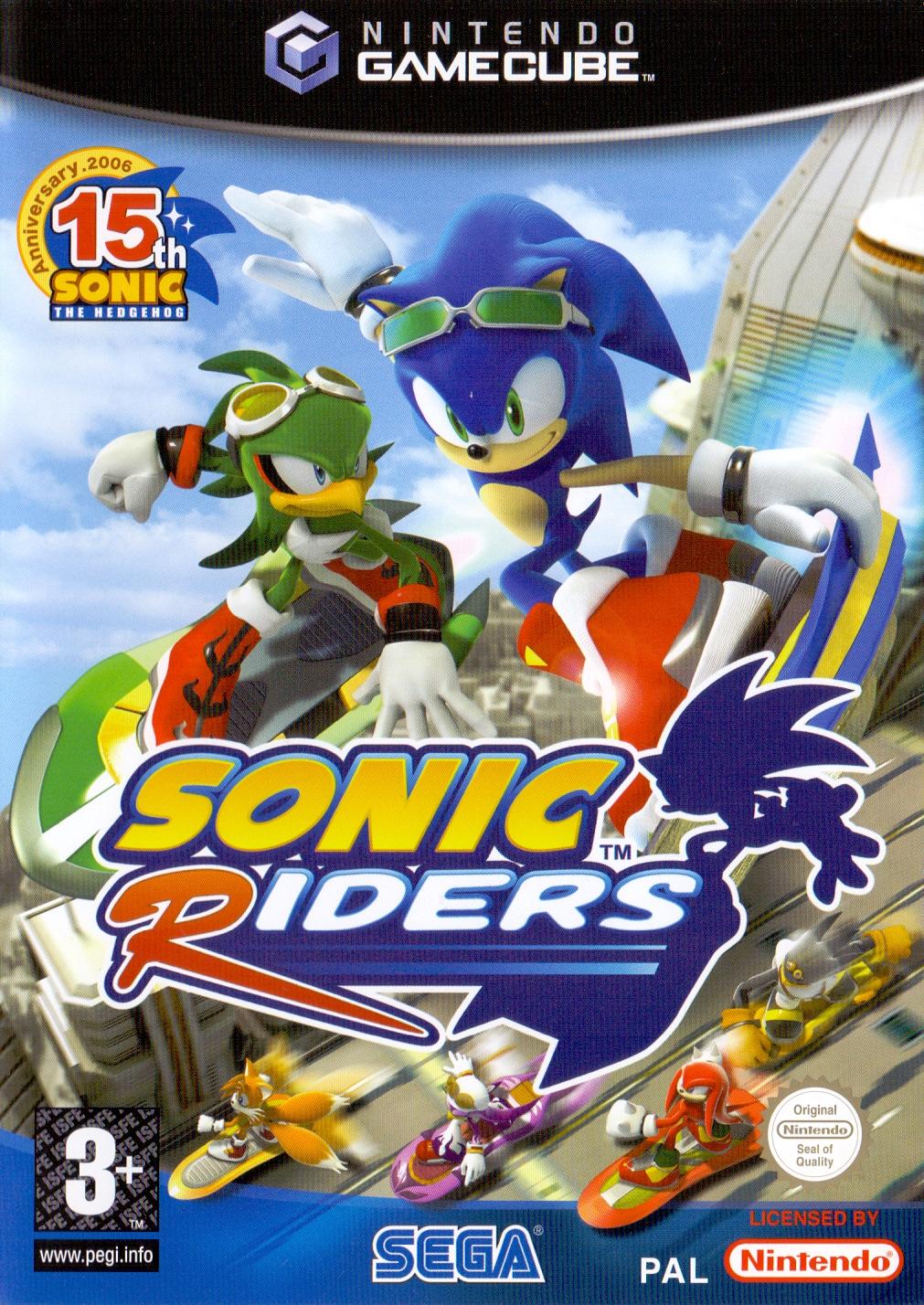 Sonic Riders [Internationale Version]