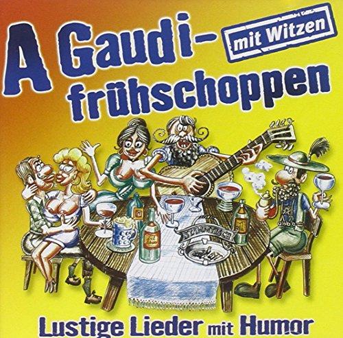 Various - A Gaudifrühschoppen incl. viele Witze...