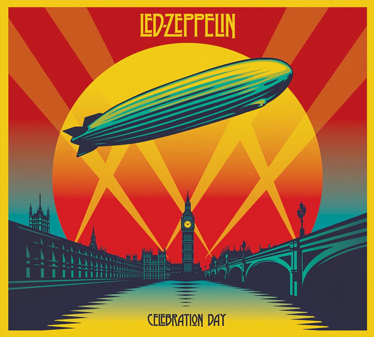 Led Zeppelin - Celebration Day (2CD + Blu-ray + DVD)