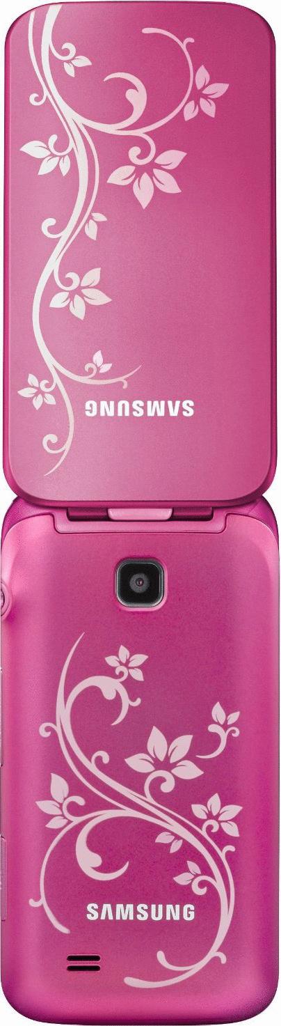 Samsung C3520 [LáFleur Edition] coral pink