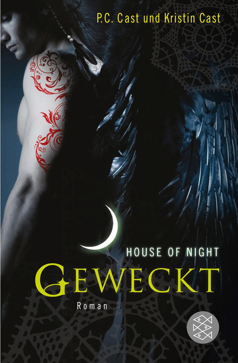 House of Night 8: Geweckt - P.C. Cast [Taschenbuch]