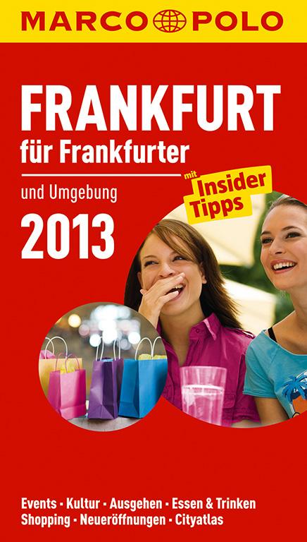 MARCO POLO Stadtführer Frankfurt für Frankfurte...