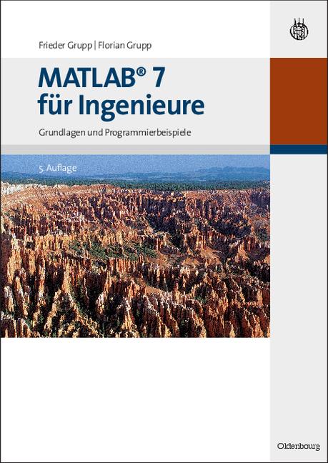 MATLAB 7 für Ingenieure: Grundlagen und Program...