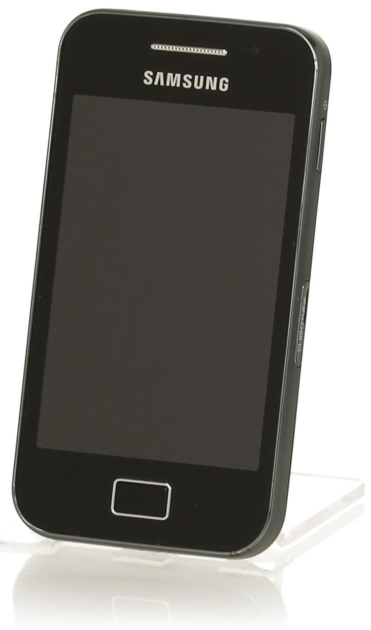 Samsung S5839i Galaxy Ace 150MB onyx black