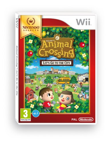 Animal Crossing: Let´s Go to the City [Nintendo Selects, Internationale Version]